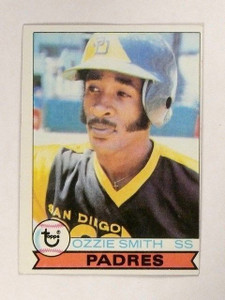 1979 Topps Ozzie Smith Rookie RC #116  ex-mt *45656
