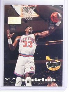 1993-94 Topps Stadium Club First Day Issue Patrick Ewing #189 *64582