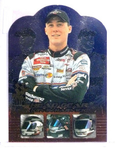 2001 Press Pass VIP Head Gear Die Cut Kevin Harvick #HG3 *63462