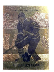 2016-17 Upper Deck Artifacts Aurum William Nylander Rookie RC #A36 *63497