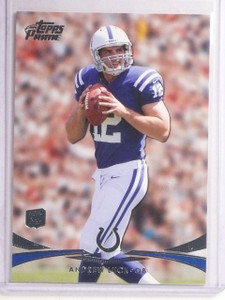 2012 Topps Prime Andrew Luck Rookie RC #1 *67159