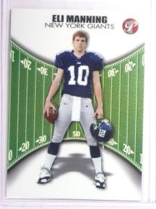 2004 Topps Pristine Eli Manning Rookie RC #D606/999 #88 *67150