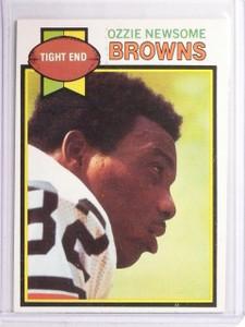 1979 Topps Ozzie Newsome Rookie RC #308 EX *67148