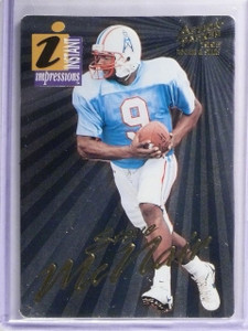 1995 Action Packed Rookies/Stars Instant Impressions Steve McNair Rookie #2 *625