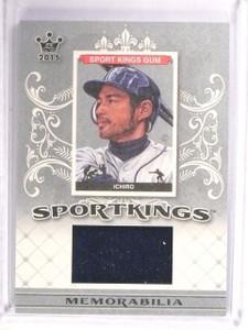 2015 Leaf Sportkings Ichiro Jersey Sport Kings Gum #SJ11 *54377