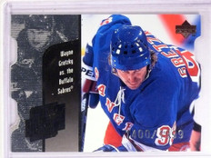 1998-99 Upper Deck Year of the Great One Wayne Gretzky #D1400/1999 #GO4 *66688