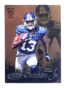 2014 Certified Rookie Retro Odell Beckham Jr. RC #RR30 *62000