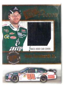 2009 Press Pass Pieces Dale Earnhardt Jr. Race-Used Car Cover #PP-DE *40224