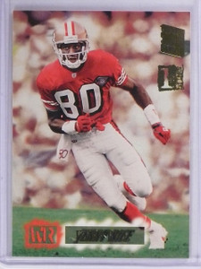 1994 Topps Stadium Club First Day Issue Jerry Rice #550 *62773