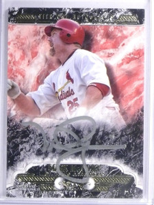 2016 Topps Tier One Silver Mark Mcgwire autograph auto #D05/10 #T1A-MM  *57767
