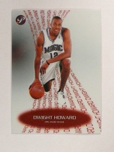 2004-05 Topps Pristine Dwight Howard Rookie RC #d065/739 #102 *45825