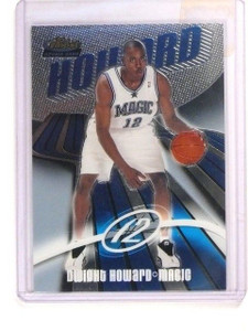 2003-04 Topps Finest Dwight Howard xRC Rookie RC #173 *45691