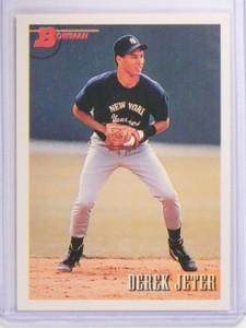 1993 Bowman Derek Jeter Rookie RC #511 *64056