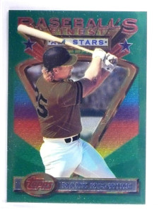1993 Topps Finest Mark McGwire #92 *62437