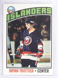 1977-78 Bryan Trottier Rookie RC #115  *61310