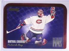 1995-96 Donruss Between the Pipes Patrick Roy #7  *62175