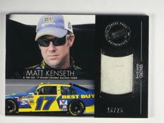 2012 Press Pass Redline Matt Kenseth race used gloves #D16/25 *35161