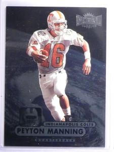 1998 Metal Universe Peyton Manning Rookie RC #189  *61507