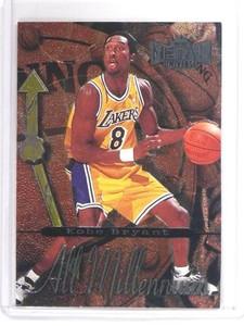 1997-98 Fleer Metal Universe Kobe Bryant All-Millenium #7 *49860