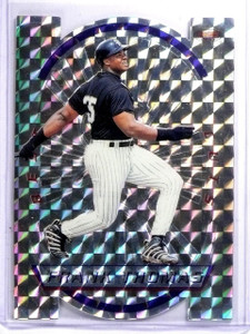 1996 Bowman's Best Cuts Atomic Refractor Frank Thomas #14 *60134