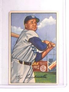 1952 Bowman Roy Campanella #44 VG-EX *66755