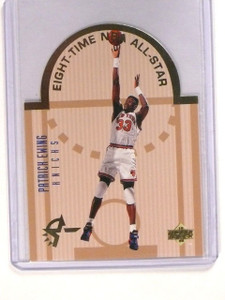 1993-94 Upper Deck SE Patrick Ewing Die Cut All-Stars #E11 *45293