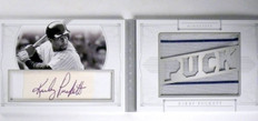 2015 National Treasures Booklet Kirby Puckett Jersey Cut Autograph #D1/1 *65669