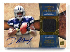 2011 Topps Five Star Demarco Murray auto autograph rc rookie patch #D53/55 *3767