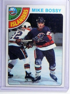 78-79 Topps Mike mossy rc rookie #115 EX *47997