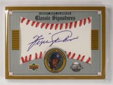 2002 Sweet Spot Classics Signatures Fergie Jenkins autograph auto *48925
