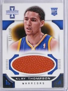 2012-13 Panini Innovation Klay Thompson Rookie RC Basketball #D021/199 #49 *5691