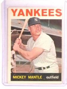 1964 Topps Mickey Mantle #50 VG-EX *67356