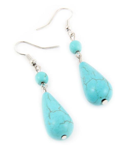 Turquoise Drop Earring 6