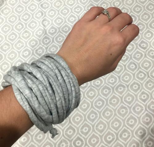 Bracelet Grey Marle