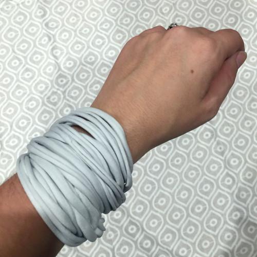 Bracelet Grey Multi Strand