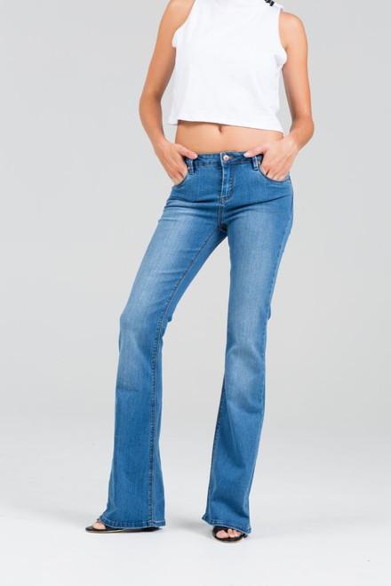 Rumour Has It Pixie Flare Jeans