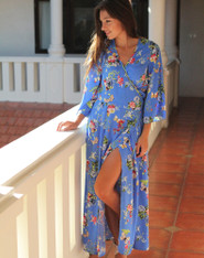 Freez Boheme Maxi Dress