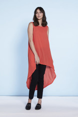 IDS Ally Tunic Red