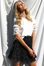 Seven Wonders Sienna Mini Skirt