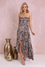 Lost in Lunar Costa Rica Maxi Dress