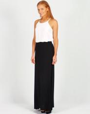 Freez Jersey Maxi Skirt