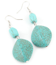 Turquoise Drop Earring 5