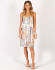 Freez Frilled Sundress