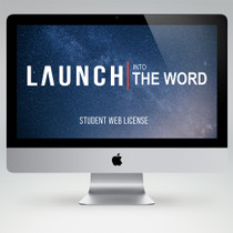 LAUNCH Into The Word Bible Study Teaching Materials (Student Edition)