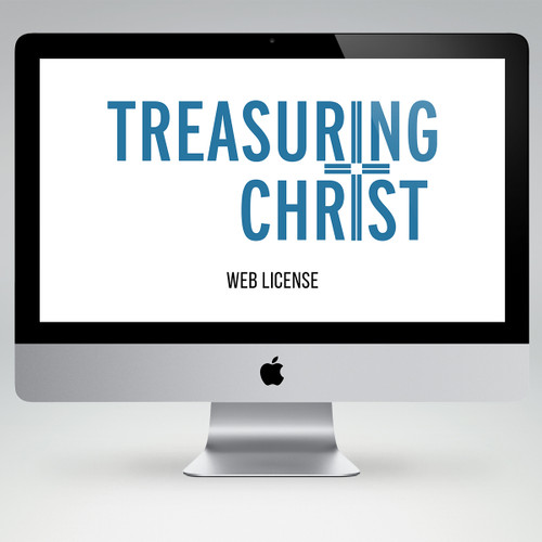 Treasuring Christ Bible Study Teaching Materials (Student Edition)