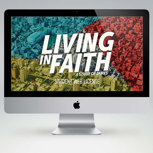 Living in Faith: A Study of James