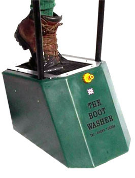 boot washer