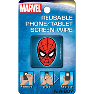 Spiderman Reusable Phone/Tablet Screen Wipe