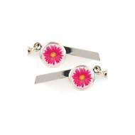 Flower Safety Whistle Keychain - 021