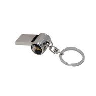 Fido Safety Whistle Keychain